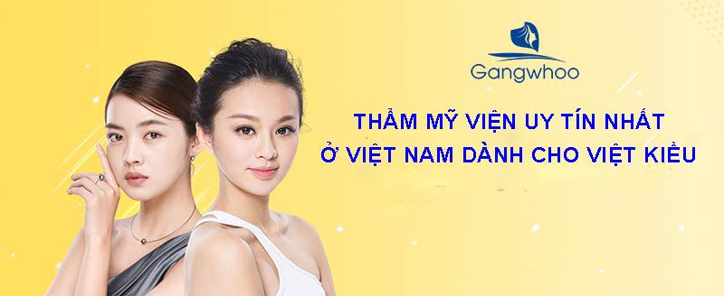 Thẩm Mỹ Viện Uy Tín Nhất Ở Việt Nam Dành Cho Việt Kiều