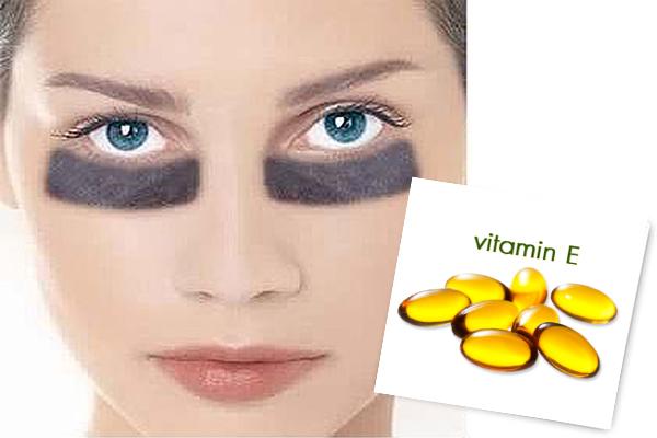 Tham khảo cách trị bọng mắt dưới bằng vitamin E